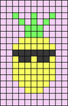 Alpha pattern #48639