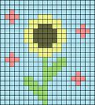 Alpha pattern #48640