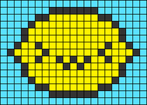 Alpha pattern #48641