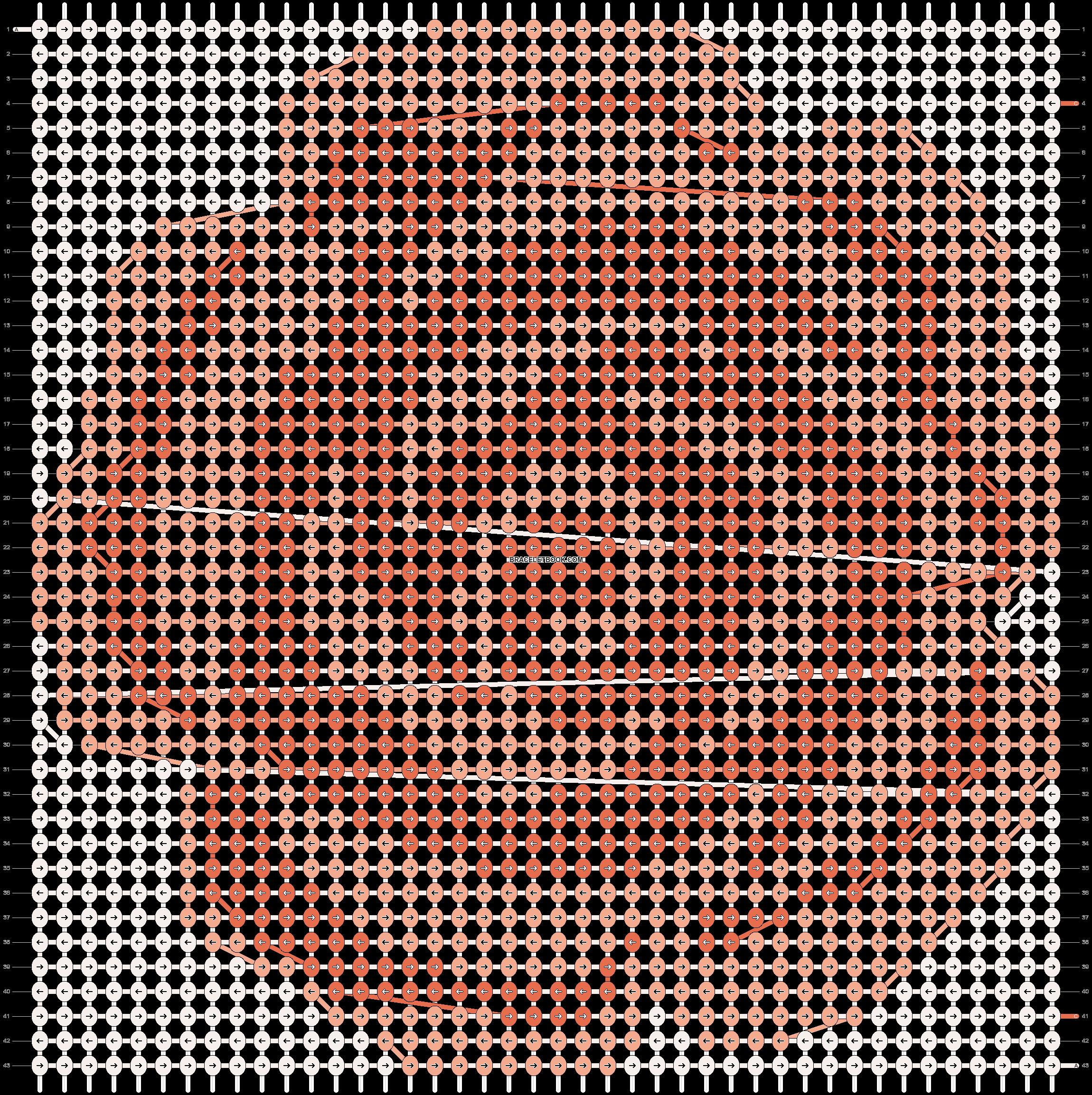 Alpha pattern #48647 pattern