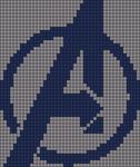 Alpha pattern #48649
