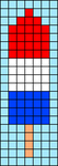 Alpha pattern #48656