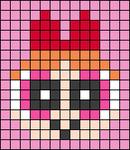 Alpha pattern #48664