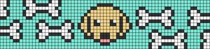 Alpha pattern #48674