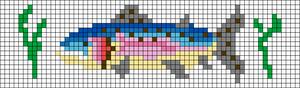 Alpha pattern #48681