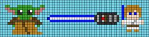 Alpha pattern #48682