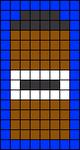 Alpha pattern #48687