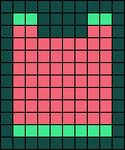 Alpha pattern #48688
