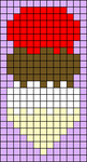 Alpha pattern #48689