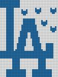 Alpha pattern #48698