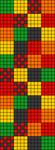 Alpha pattern #48702