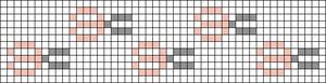 Alpha pattern #48703