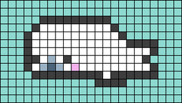 Alpha pattern #48715