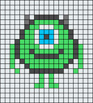 Alpha pattern #48732