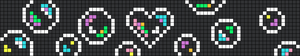 Alpha pattern #48751