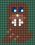 Alpha pattern #48754