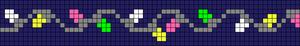 Alpha pattern #48758