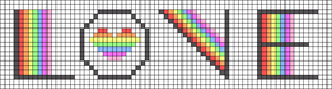 Alpha pattern #48760