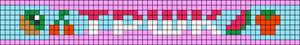 Alpha pattern #48767