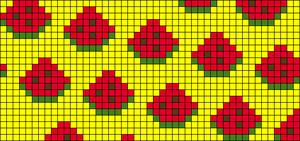 Alpha pattern #48768