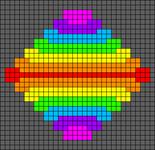Alpha pattern #48783