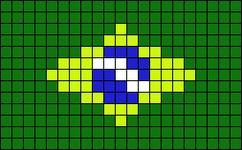 Alpha pattern #48786