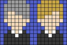 Alpha pattern #48790