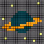 Alpha pattern #48801