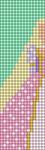 Alpha pattern #48826