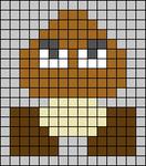 Alpha pattern #48845