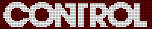 Alpha pattern #48852