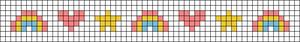 Alpha pattern #48856