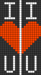 Alpha pattern #48869