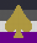 Alpha pattern #48870