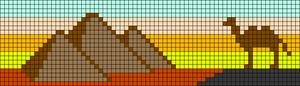 Alpha pattern #48872