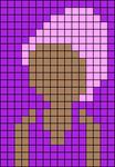 Alpha pattern #48877