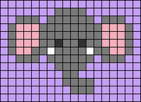 Alpha pattern #48880