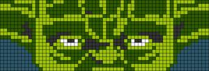 Alpha pattern #48882