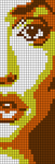 Alpha pattern #48884