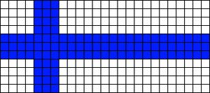 Alpha pattern #48885