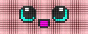 Alpha pattern #48892