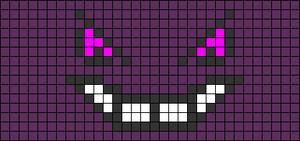 Alpha pattern #48897