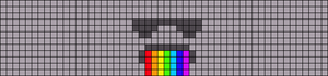 Alpha pattern #48907