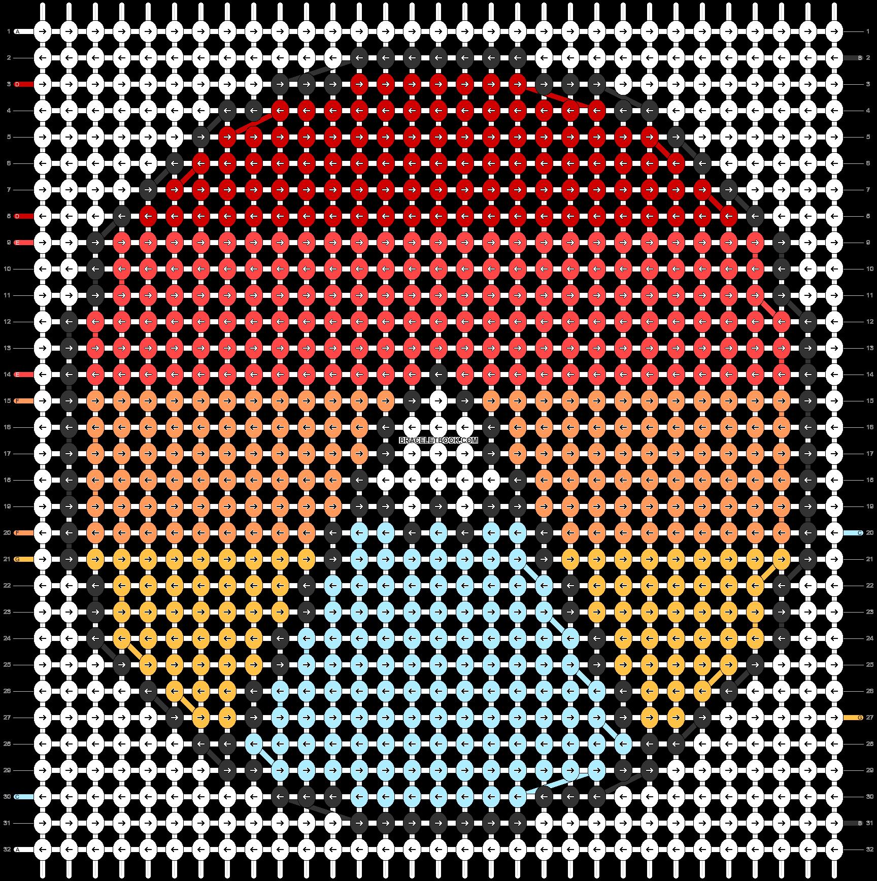 Alpha pattern #48912 pattern