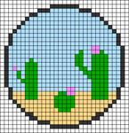 Alpha pattern #48913