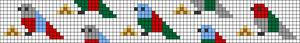 Alpha pattern #48936