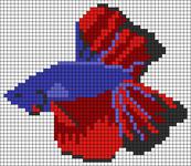 Alpha pattern #48939