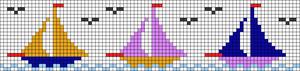 Alpha pattern #48941