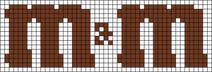Alpha pattern #48946
