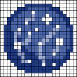 Alpha pattern #48954